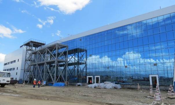Новый аэровокзал превратит Южно-Сахалинск в воздушный хаб