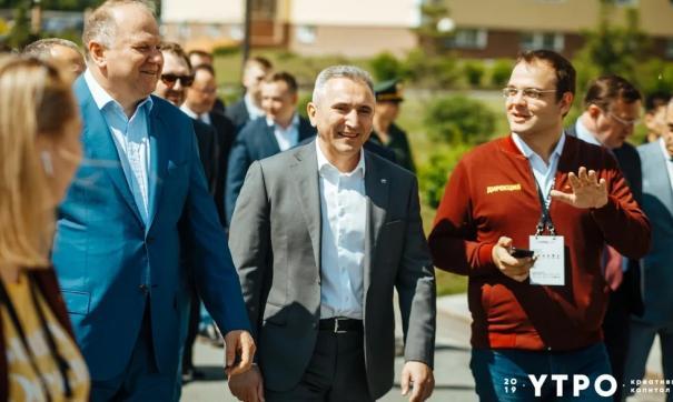 Полпред Николай Цуканов: «Регионы ждут молодых креативных управленцев»