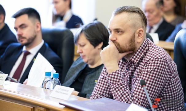 Екатеринбургские депутаты не нашли нарушений в призыве распустить думу