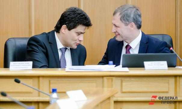 Гордума Екатеринбурга объявила бойкот мэру и не приняла поправки в бюджет