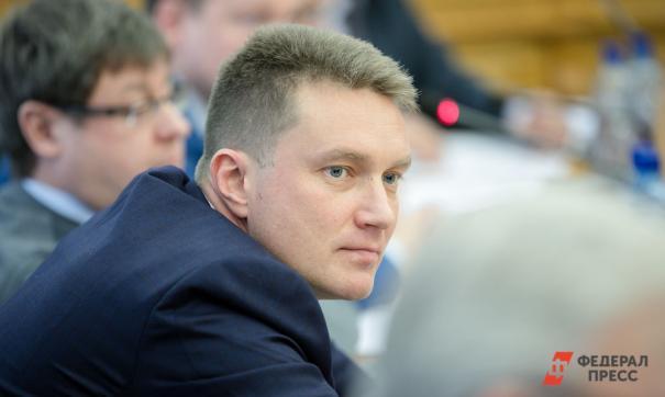 «Единая Россия» решила приостановить членство в партии депутата Кагилева, обвиняемого в коррупции