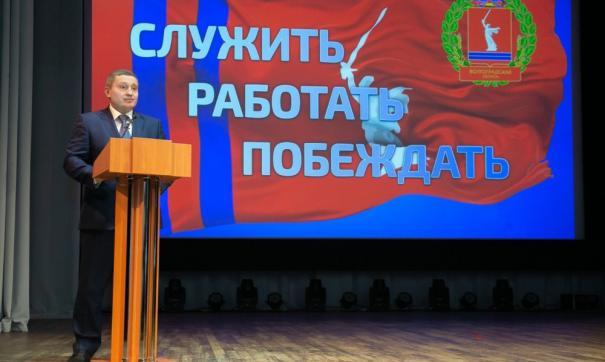 Андрей Бочаров объявил о желании баллотироваться