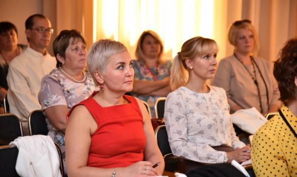 В Вологде открылся Межрегиональный форум женщин