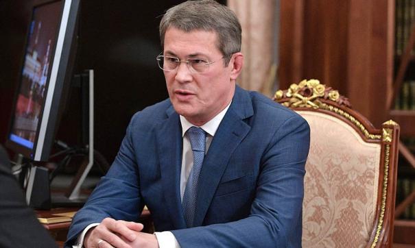 За Хабирова проголосовало 264 делегата