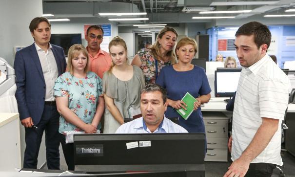 Губернатор Московской области провел встречу с инициативными гражданами  ЦУРе