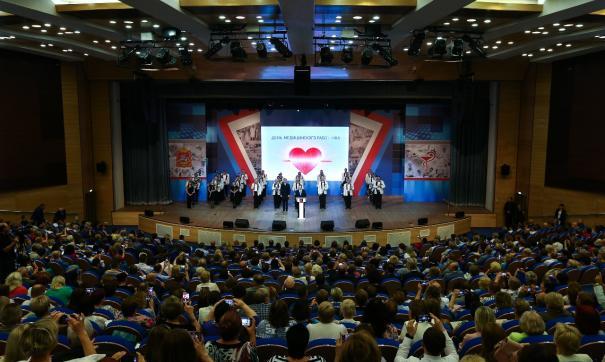 Губернатор Московской области поздравил медицинских работников региона с профессиональным праздником