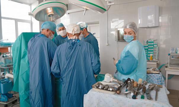 Пациенты смогут получить высококвалифицированную помощь