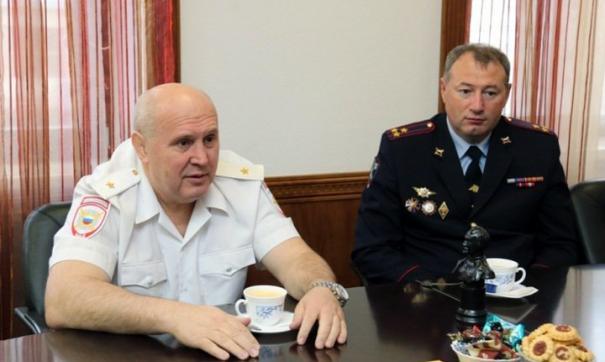 Николай Турбовец (слева)
