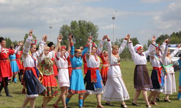 Фестиваль собрал представителей 20 национальных общин