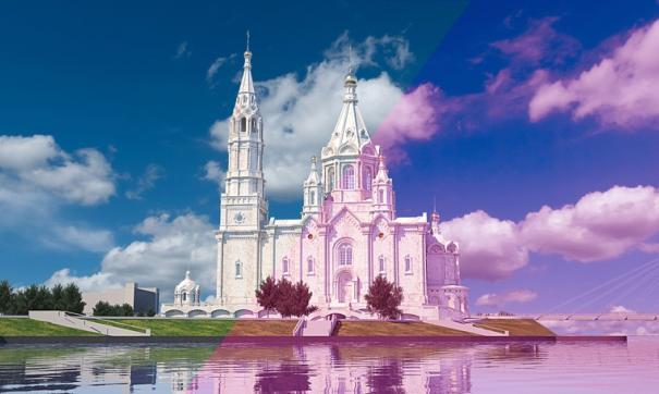 В епархии не подтвердили информацию об отмене или переносе строительства