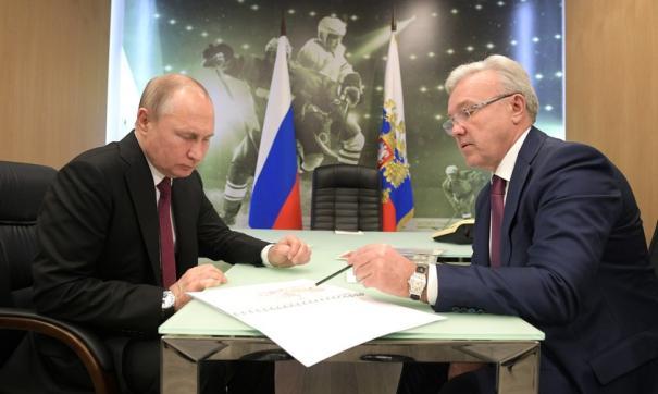 Планы по строительству метро возобновились после их обсуждения на встрече Путина и Усса