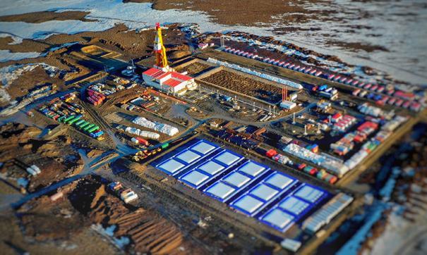 Благодаря проекту в Красноярском крае будет создано 30 тысяч новых рабочих мест.