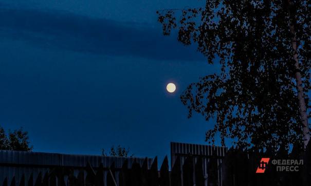 Во вторник, 16 июля, жители России смогут наблюдать частичное лунное затмение