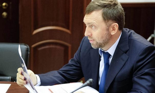 Олег Дрипаска