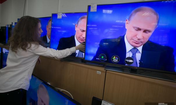 Работой Путина довольны больше 60 % граждан