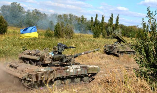 На Донбассе установится мир