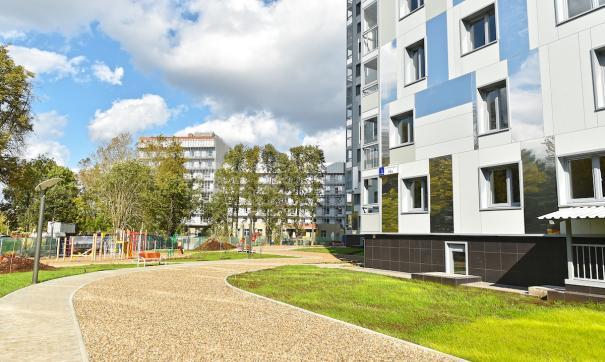 Площадь жилфонда в Прикамье увеличилась на миллион «квадратов»