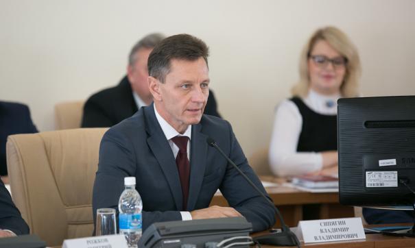 От губернатора Сипягина ждут извинений за сравнение властей Владимира с фашистами