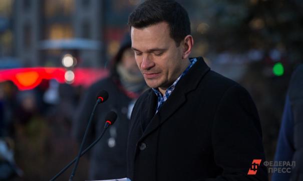 Илью Яшина обвинили в использовании служебного положения для агитации на выборах