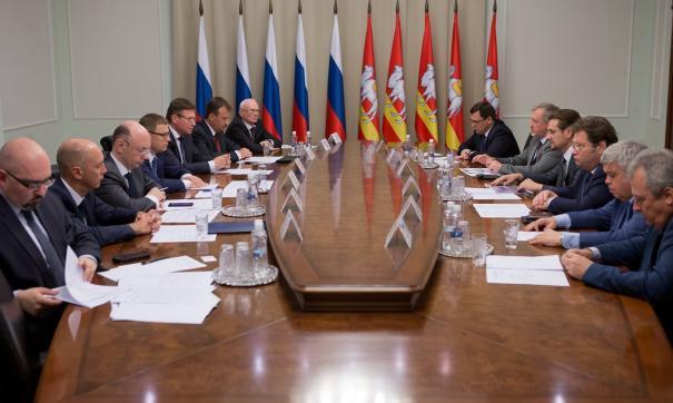 В правительстве Челябинской области обсудили экспортный потенциал региона