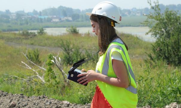 В течение недели ученые и студенты вуза мониторили экологическую обстановку на территории разреза