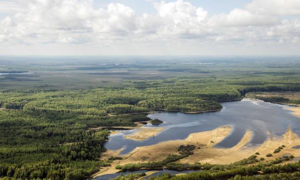 Крупная по территории и запасам Правдинская сокровищница полезных ископаемых расположена в междуречье Большого Салыма и Оби