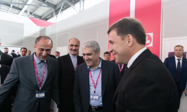 Свердловская область будет сотрудничать с Ираном в научной сфере