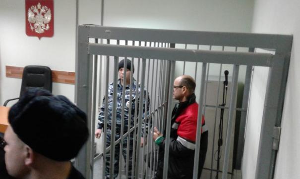 Дело Владимира Пузырева передано в суд.