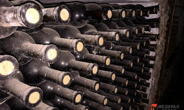 В России может подорожать вино со следующего года