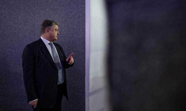 Порошенко отреагировал на предложение Зеленского о люстрации