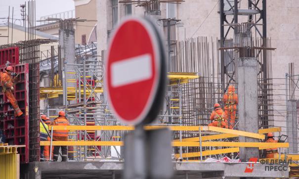 В Приморье при строительстве казино рухнула часть конструкций