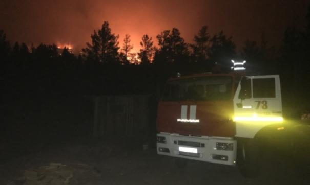 В бурятском санатории прошла эвакуация из-за пожара