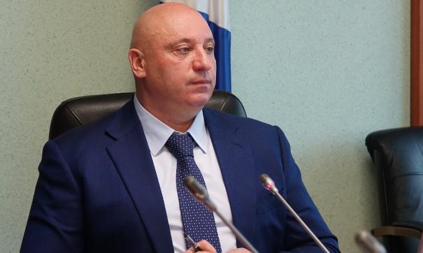 Игорь Чемерис ушел с поста главы соцкомитета в заксобрании Приморья