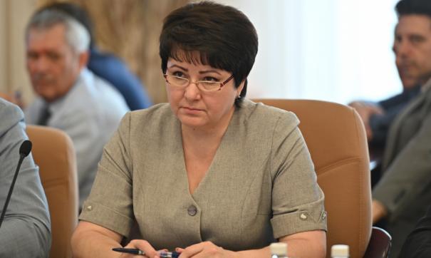 В правительстве Хабаровского края вместо Чайки теперь работает женщина