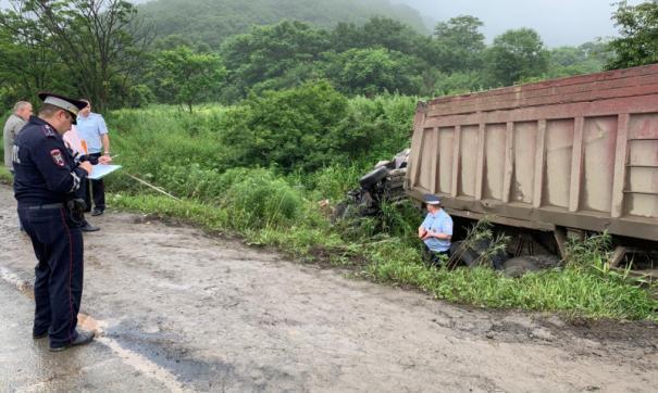 В Приморье в ДТП погибли шесть человек