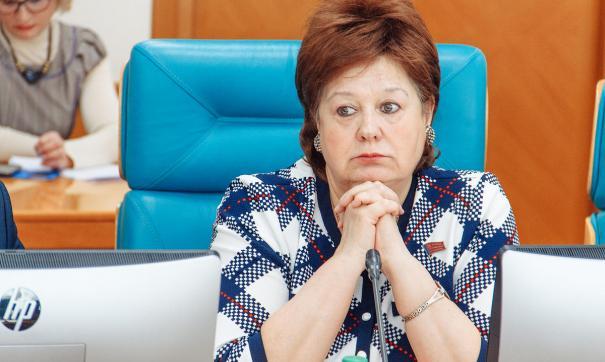 Светлана Иванова не смогла пройти муниципальный фильтр