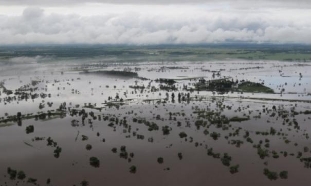 на Дальний Восток обрушились, кажется, все стихийные бедствия