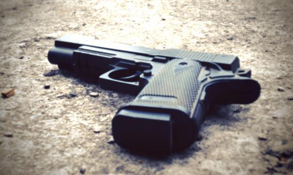 В тюменском ТРЦ Кристалл стреляли