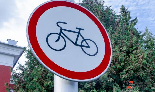 Глава Тюмени заявил, что в городе не будет велодорожек на проезжей части