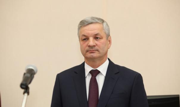 Луценко поздравил работников «Северстали» с профессиональным праздником