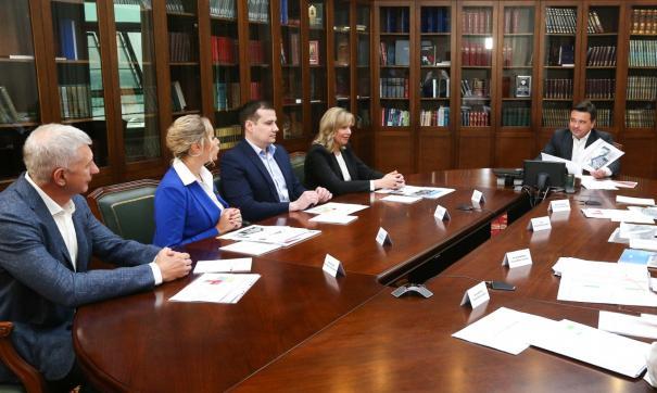 Губернатор Московской области Андрей Воробьев встретился с жителями Дмитровского городского округа