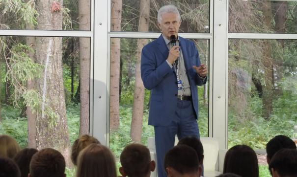 Андрей Фурсенко на форуме «Территория смыслов» поднял вопрос школьного полового просвещения