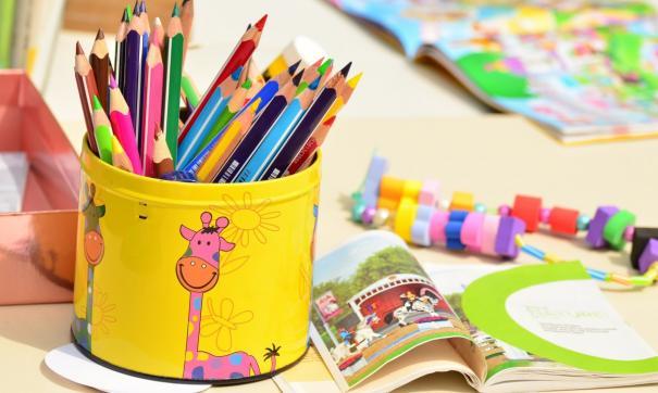 По инициативе властей региона ведется масштабное строительство детских садов