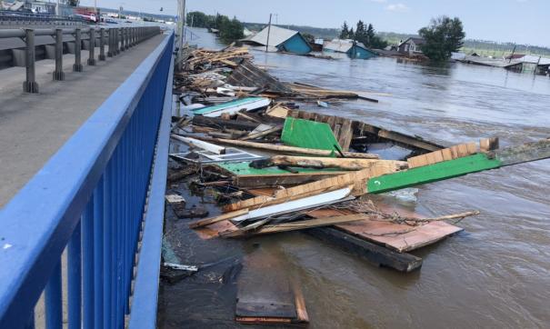 Подтопленными оказались 6669 домов в 83 населенных пунктах