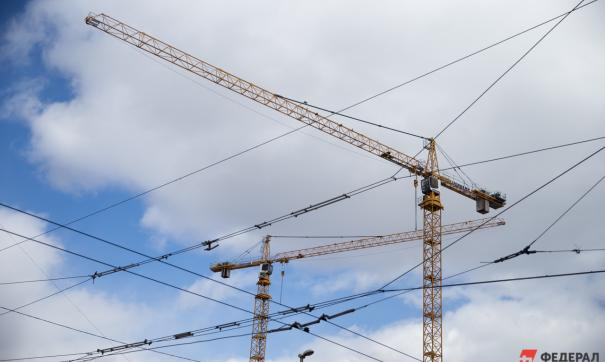За первое полугодие в Новосибирской области сдано 654 тыс квадратных метров жилья