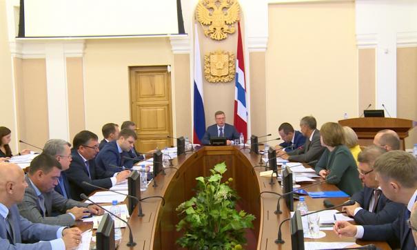 На аппаратном совещании Александр Бурков потребовал разобраться в сложившейся ситуации