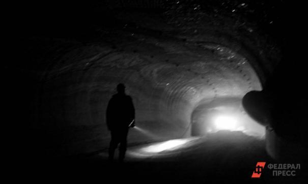 Деятельность шахты приостановили судебные приставы