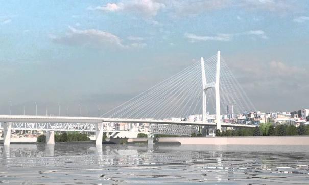 Стартовая цена контракта на строительство моста составила 253,36 млн рублей
