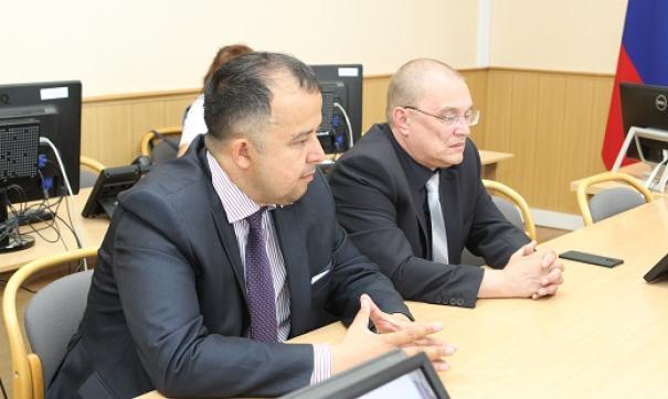 Его выдвинула «Российская партия пенсионеров за социальную справедливость»