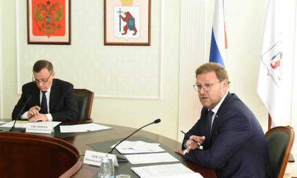 В доме правительства республики прошло совещание по возобновлению воздушного сообщения